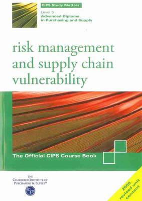 Risk Management and Supply Chain Vulnerability