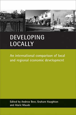 Developing locally: An international comparison of local and regional economic development
