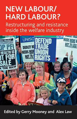 New Labour/hard labour?: Restructuring and resistance inside the welfare industry