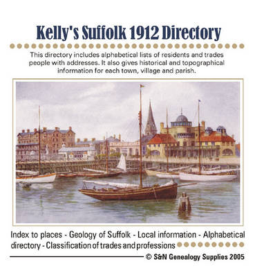 Kelly's Suffolk 1912 Directory