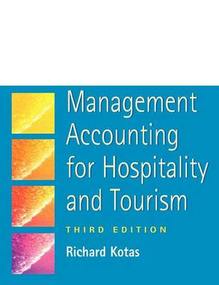 Management Accounting for Hospitality and Tourism