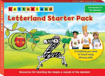 Letterland Starter Pack: Essential Early Years Teaching Resources