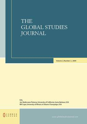 The Global Studies Journal: Volume 2, Number 2