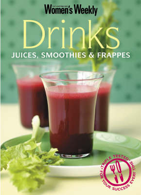 Drinks: Juices, Smoothies & Frappes