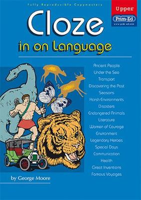 Cloze in on Language: Upper