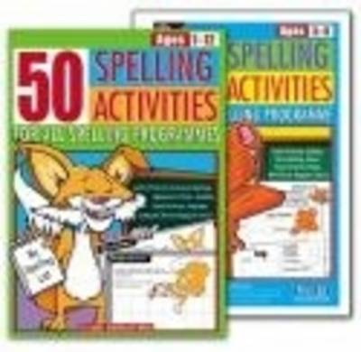 50 Spelling Activities: For All Spelling Programmes