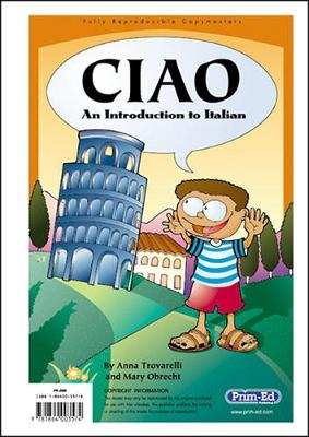 Ciao: An Introduction to Italian