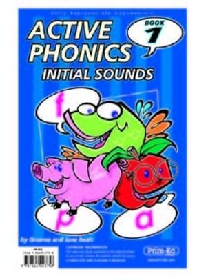 Active Phonics: Level 1
