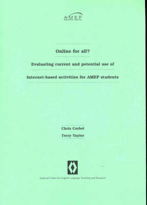Online for All?: Evaluating Current and Potential Use of Internet-based Activities for AMEP Students