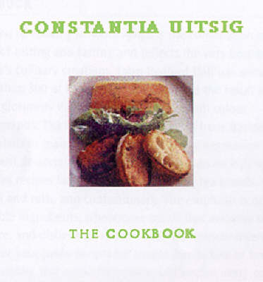 The Constantia Uitsig Cookbook