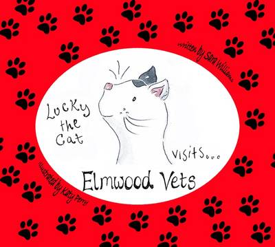 Lucky the Cat Visits Elmwood Vets