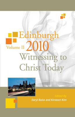 Witnessing to Christ Today: 2010: 2