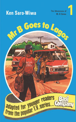Mr. B. Goes to Lagos