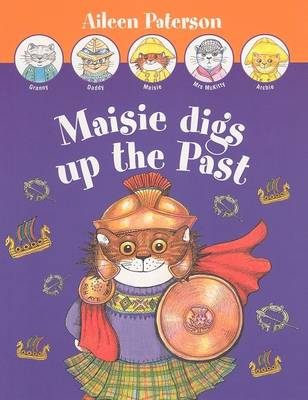 Maisie Digs Up the Past