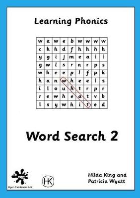 Word Search: Book 2: Learning Phonics