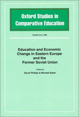 Education and Economic Change in Eastern Europe and the Former Soviet Union