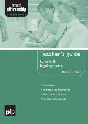 Crime and Legal Systems: Teacher's Guide