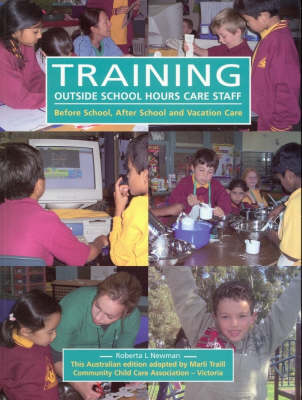 Training Outside School Hours Care Staff: Before School, After School and Vacation Care