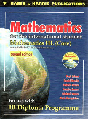 Mathematics for the International Students: IB Dipolma HL Core