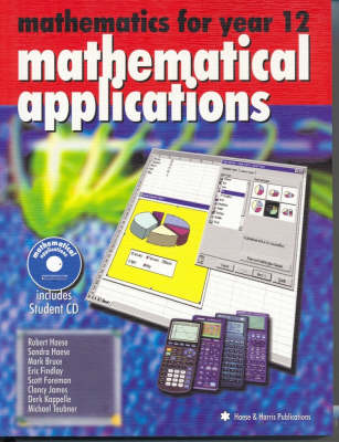 Mathematics for Year 12: Mathematical Applications