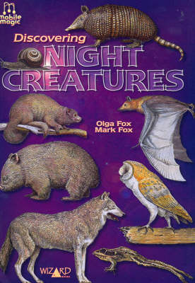 Discovering Night Creatures: Middle to Upper Primary Teacher Resource