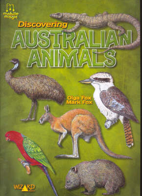 Discovering Australian Animals: Grades 3-6