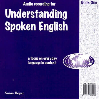 Understanding Spoken English: Pt.1