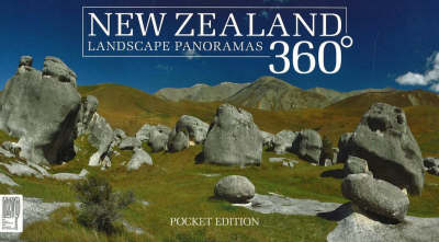 New Zealand: Landscape Panoramas 360