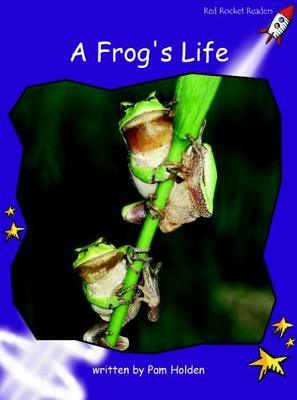 A Frog's Life: Us English Edition