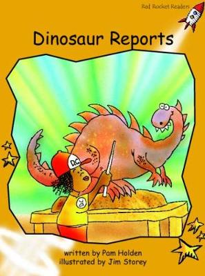 Dinosaur Reports: Us English Edition