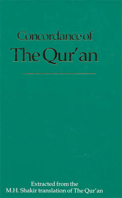 Concordance of the Qur'an