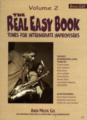 The Real Easy Book: Tunes for Intermediate Improvisers: Part 2