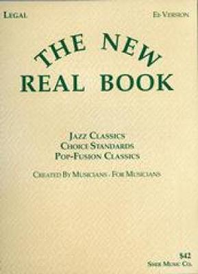 The New Real Book: Vol. 1, Version-Eb
