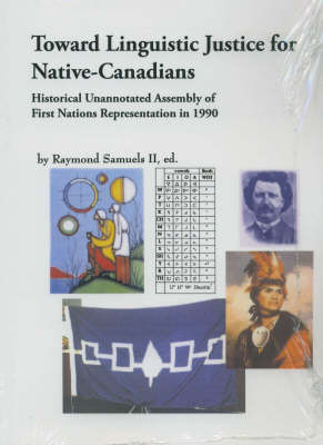 Historical Unannotated Assembly of First Nations Representation in 1990