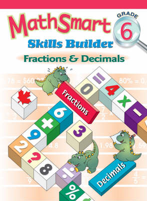 MathSmart: Skills Builder: Mathematics Supplementary Workbook: Grade 6