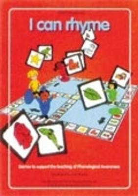 I Can Rhyme: Games to Support the Teaching of Phonological Awareness