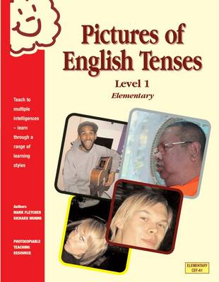 Pictures of English Tenses: Level 1