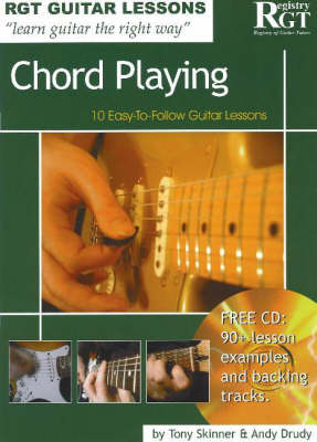 Chord Playing: 10 Easy-to-Follow Guitar Lessons