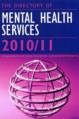 Directory of Mental Health Services: 2010/2011