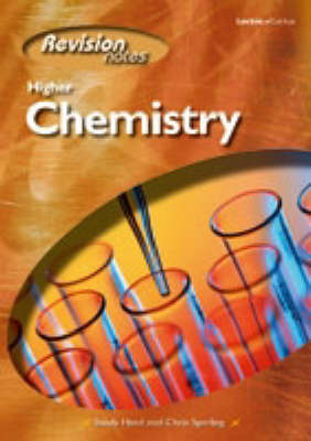 Higher Chemistry Revision Notes