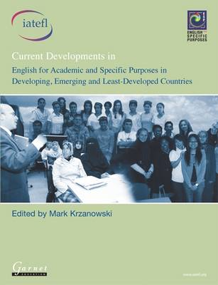 Current Developments in English for Academic and Specific Purposes in Developing and Emerging Countries