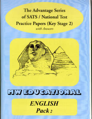 English Key Stage Two National Tests: With Answers: Pack Two