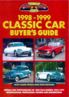 Classic Car Buyer's Guide: 1998-99