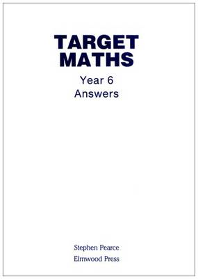 Target Maths: Year 6 Answers