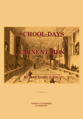 School-days of Eminent Men