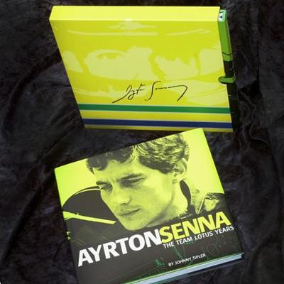 Ayrton Senna The Team Lotus Years: The Final Flowering of a Winning F1 Team