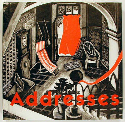 Address Book: Illustrated with Some Favourite Images from Half a Millennium of Artists' Printmaking