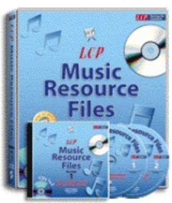 The LCP Music Resource Files: Key Stage 1: Years 1&2