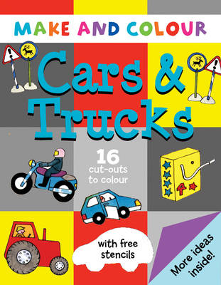 Make and Colour Cars and Trucks