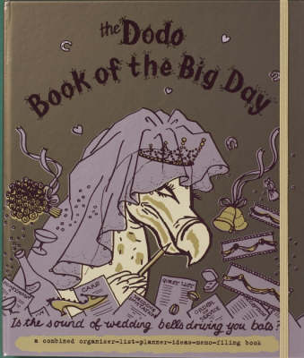 Dodo Book of the Big Day: Is the Sound of Wedding Bells Driving You Bats?